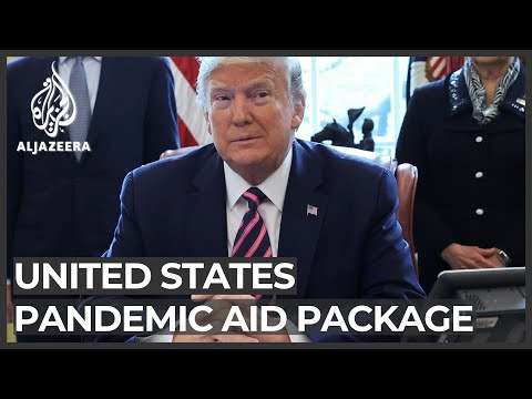 Trump signs COVID relief bill amid pressure, but adds conditions