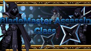 AQW - BladeMaster Assassin Class Guide