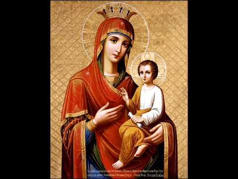 Молитва - Чудотворна икона Мајке Божије Брзопомоћница