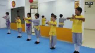 El kung fu infantil y sus beneficios