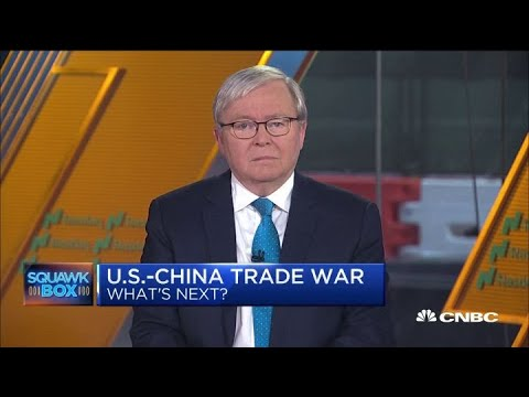 Former Australian PM: Trump Is Wrong About China Being A Currency Manipulator