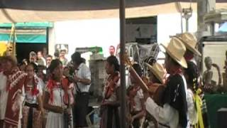 Baile de La Flor (Plaza Hidalgo Acatlán de Osorio, Puebla) - Profr. Pascual