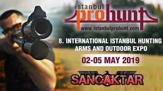 İstanbul Prohunt 2019 Fuarı VLOG |Tam Gün Gezdik | 04.05.2019