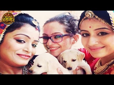 Jodha Akbar 11th September 2014 Episode - Jodha & Akbars BEHIND THE SCENE Candid Photos (NEWS)