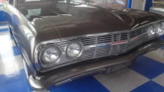 1965 Chevrolet Chevelle Wagon (A&E Classic Cars)