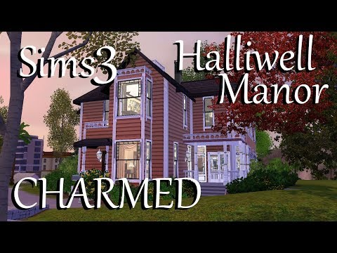 Sims 3: Halliwell Manor Speed Build~Part 1