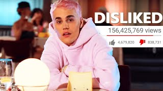 Download Top 50 Most Disliked Songs Of All Time On YouTube (February 2020) Mp3 and Videos