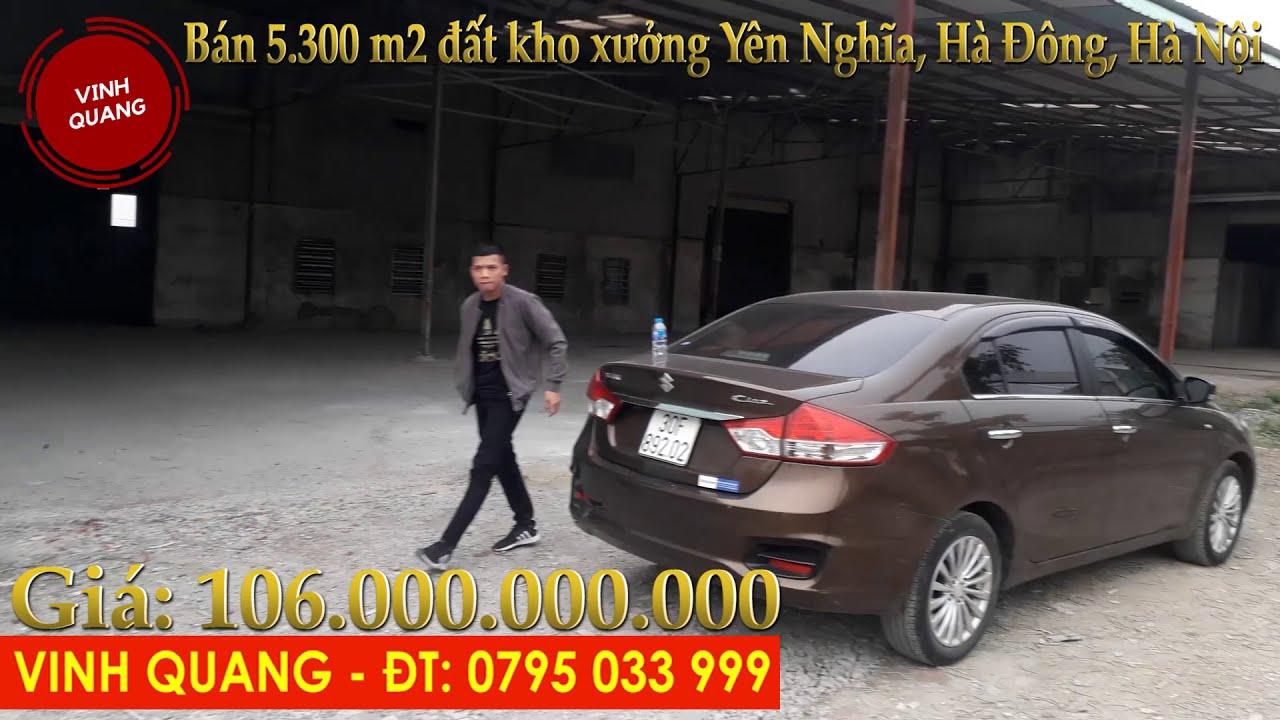 image Bán 5300m2 đất kho xưởng Yên Nghĩa, Hà Đông, Hà Nội  Giá bán 106 tỷ