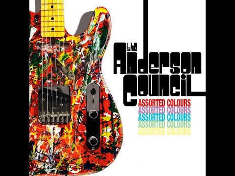 The Anderson Council - Assorted Colours Album Preview