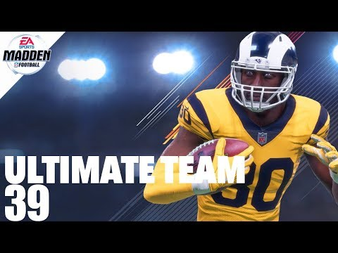 Madden 18 Ultimate Team - NFL Honors Todd Gurley! Ep.39