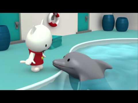 Дельфин мультфильм смотреть