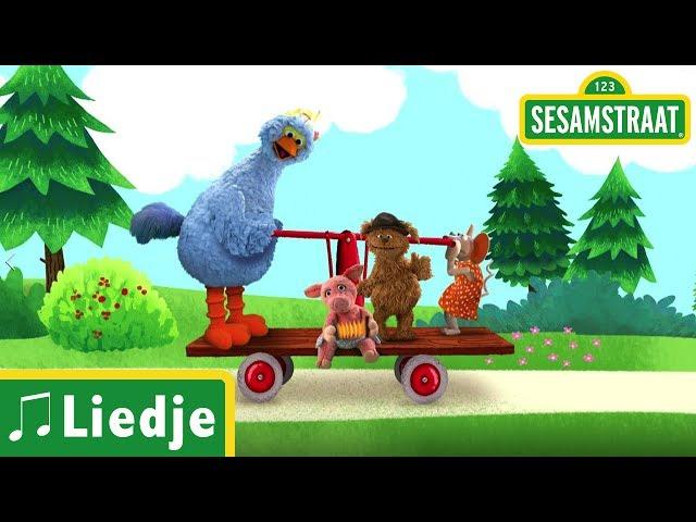 Zevensprong - Kinderliedje - Sesamstraat