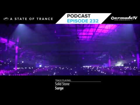Armin Van Buuren's A State Of Trance Official Podcast Episode 232