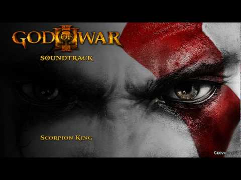 Scorpion King - God of War 3 Soundtrack