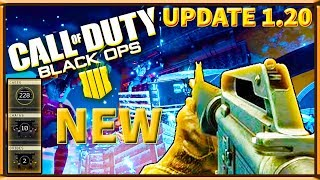 BLACK OPS 4 1.20 UPDATE DLC3 SUPPLY DROP OPENING 230+ SUPPLY DROPS! ALL NEW WEAPONS