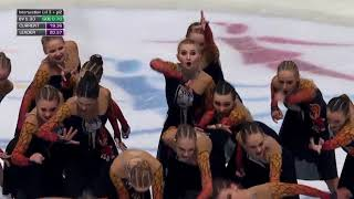 WJSSC2018 Crystal Ice (RUS) SP