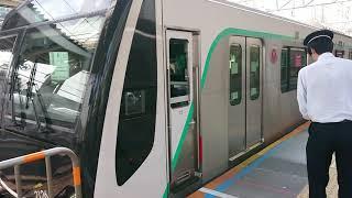 東急2020系 準急押上行@鷺沼駅