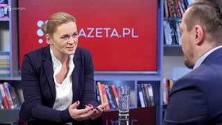 Nowacka: Jeżeli PiS nie wie, co z czymś zrobić, to zniszczy i rozwali