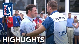 Highlights | Round 4 | Wyndham 2019