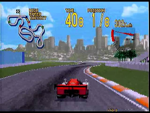 RACIN' FORCE High Speed Circuit
