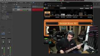 how to record guitar on focusrite scarlett solo 2i2 positive grid bias amp