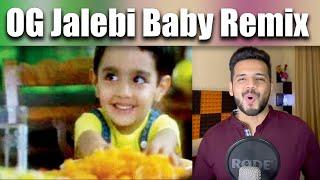 The Original 'Jalebi Baby' - 90's Ad Kid remix