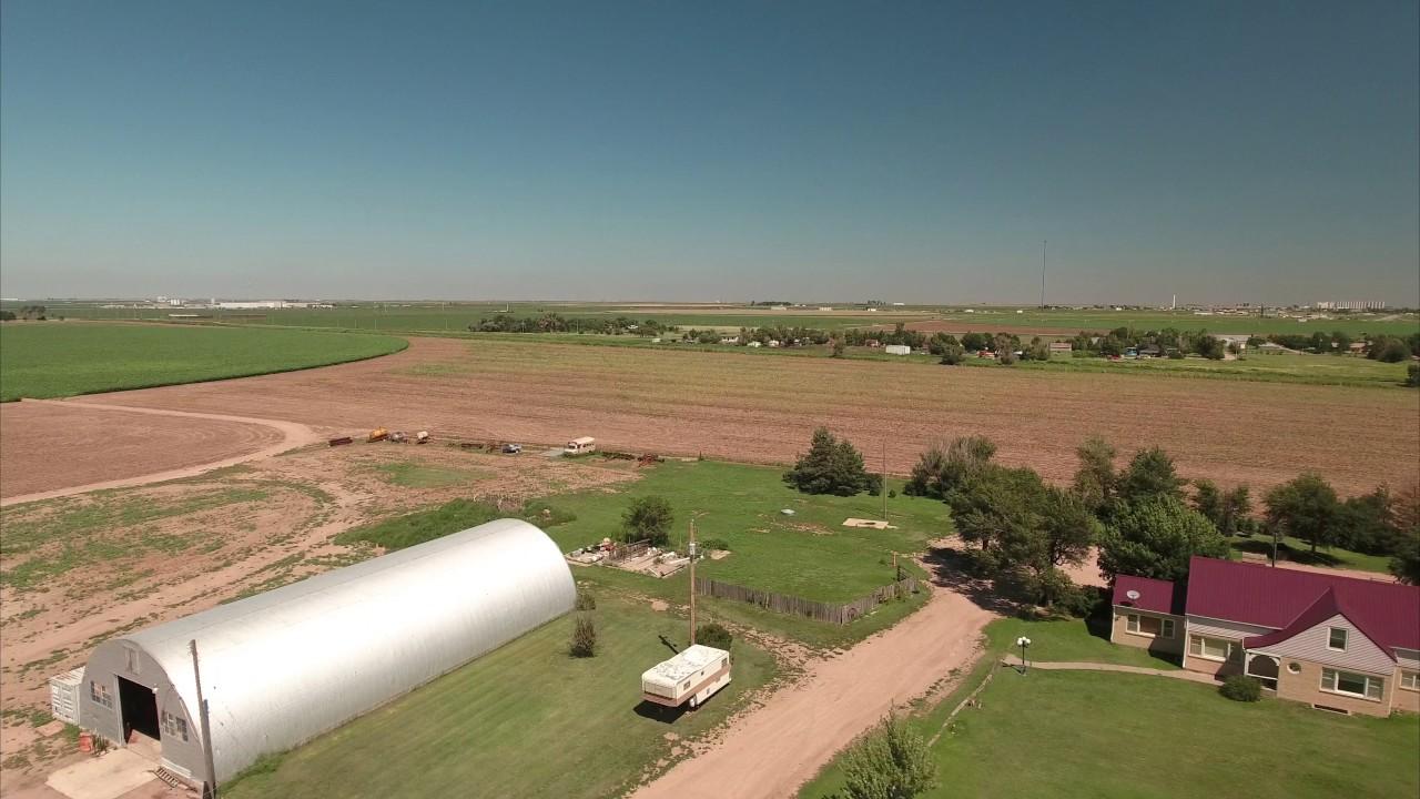 The Herb Clutter Farm - Holcomb, Kansas - YouTube