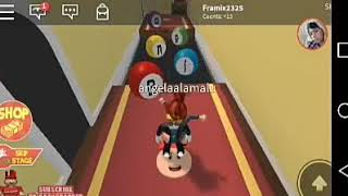Me playing with my cousin roblox and me playing c.r.l (Framix2325)