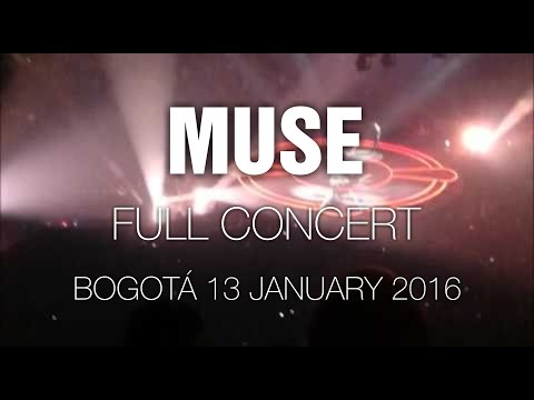 Muse full concert @ United Center, Chicago, IL / 13 Jan 2016