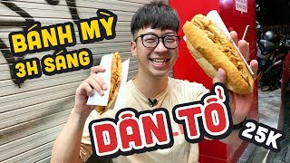"""""""DRIFTER"""" BANH MI // Is it worth trying at 3am in Hanoi?"""