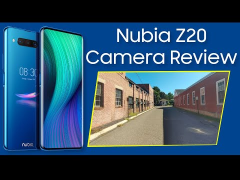 Nubia Z20 Camera Review - Who Needs Front Cameras?