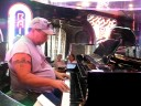 JERRY CARTER PLAYS PIANO ON CARNIVAL ECSTACY SHIP