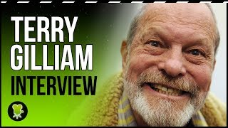 Terry Gilliam Throws Shade At Marvel