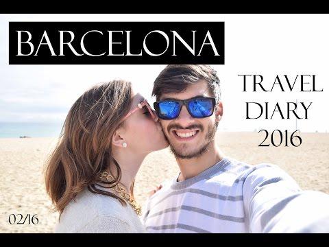 Barcelona, Spain | TRAVEL DIARY