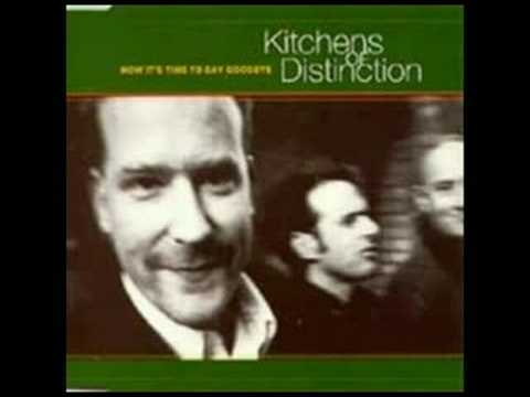 Kitchens of Distinction-Now it\'s time to say goodbye(single)