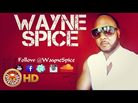 Wayne Spice - Party Everyday - August 2016