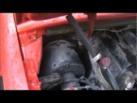 1990 Ford Ranger Heater Core Repair - YouTube