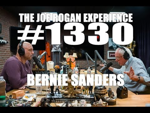 Bernie Sanders killed on Joe Rogan