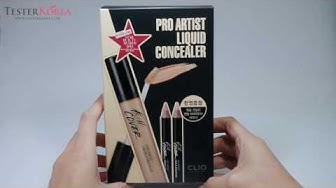 [TESTERKOREA] CLIO Kill Cover Pro Artist Liquid Concealer