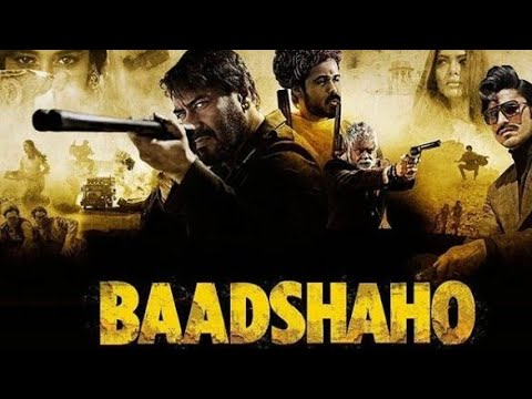 Download Baadshaho Movie - Ajay Devgn|| Ileana D'Cruz || Imraan Hashmi || Esha ||Full Uncut Trailor Launch ✓