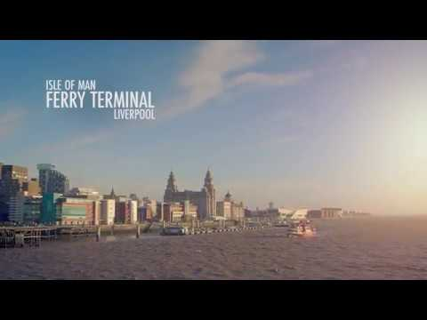 Proposed Isle of Man Ferry Terminal in Liverpool