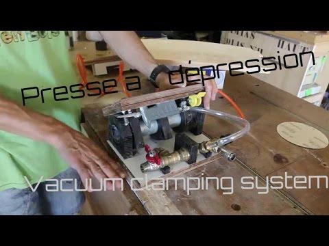 fabrication maison d 39 une pompe vide how to make a v. Black Bedroom Furniture Sets. Home Design Ideas