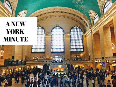 A New York Minute :: Big Apple Travel Inspiration