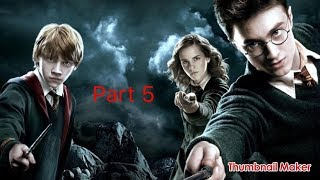 Harry Potter and the Half Blood Prince gameplay part 5