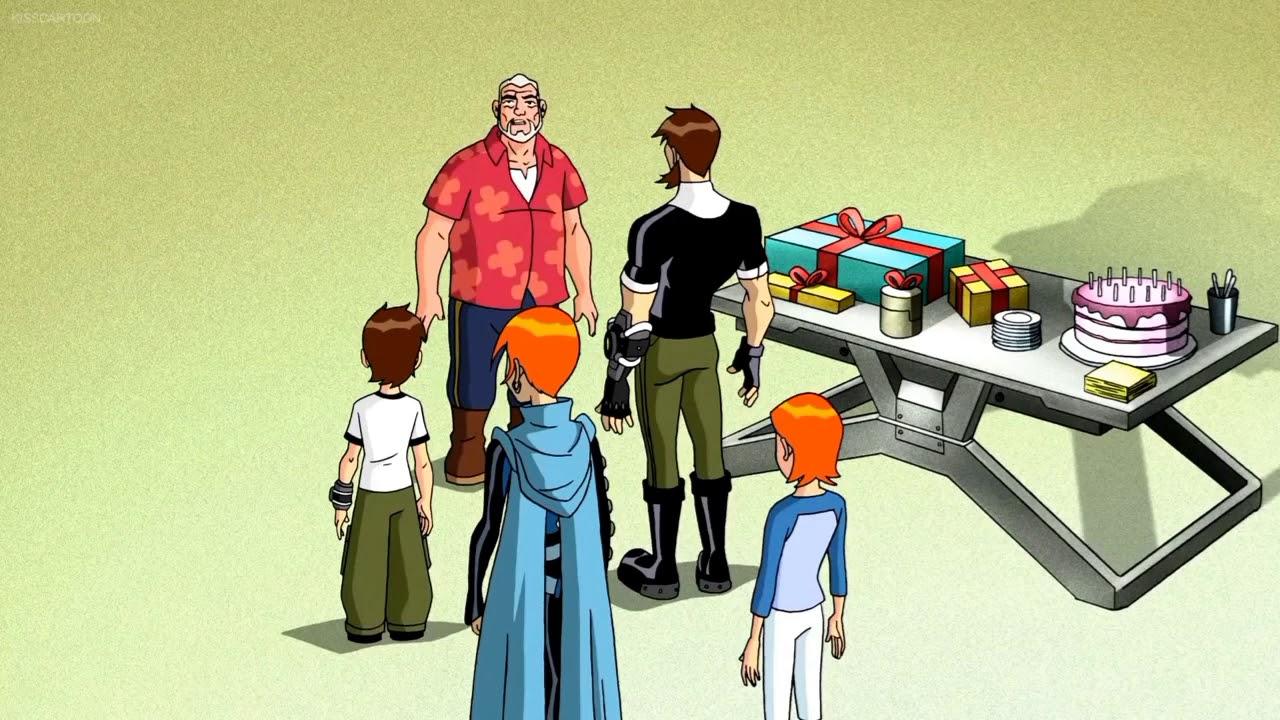 Download Final scene of the  Episode Ben 10,000 I Ben 10 (classic)