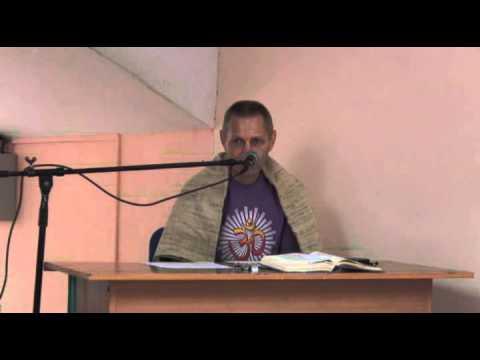Шримад Бхагаватам 1.2.26 - Враджендра Кумар прабху