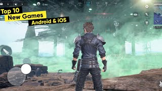 Top 10 New Gaṁes for Android & iOS of June 2021 (Offline/Online) | New Android Games #6