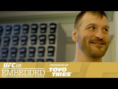 UFC 226 Embedded: Vlog Series - Episode 3