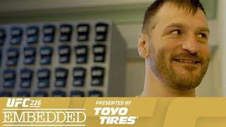 UFC 226 Embedded: Vlog Series - Episode 3
