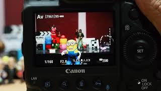 Canon EOS 1D X Mark III 무소음 촬영